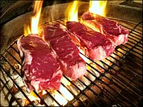 GrillingSteaks